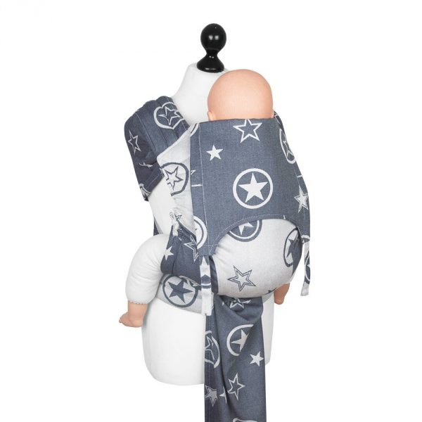 Fly tai toddler size Outer Space raw denim soy 3