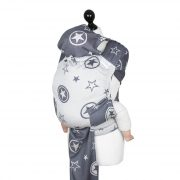 Fly tai toddler size Outer Space raw denim soy 2