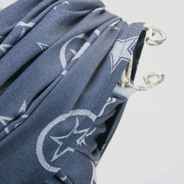 fidella ring sling outer space blue 3