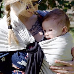 ring sling jpmbb black-ecru