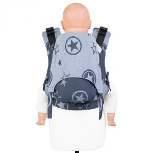 Fusion 2 carrier toddler size outer space blue