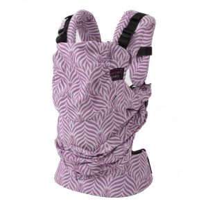 emeibaby carrier Leaves Rainbow Sommer Lila