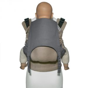 Fusion 2 carrier toddler size classic lines beige
