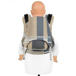 Fusion 2 full buckle carrier -london beige toddler size