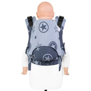 Fusion 2 full buckle carrier -outer space blue