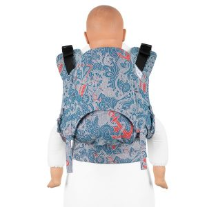 Fusion 2 full buckle carrier -Sea Anchor - maritime blue