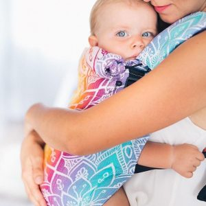 Lenka 4ever babycarrier - mandala day