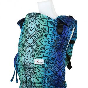 Lenka 4ever babycarrier -mandala polar day 2