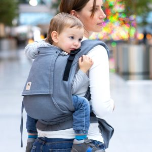 Limas Plus Baby Carrier - anthracite