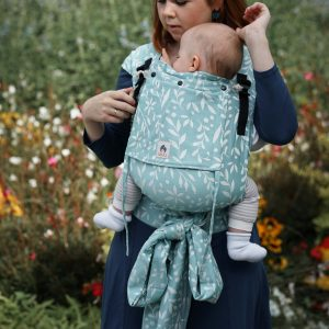 Limas Plus Baby Carrier - Flora Magic Mint